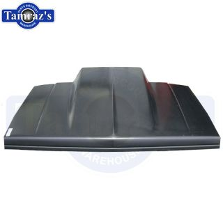 82 93 Chevy S10 Truck 4 Cowl Induction Hood Fiberglass