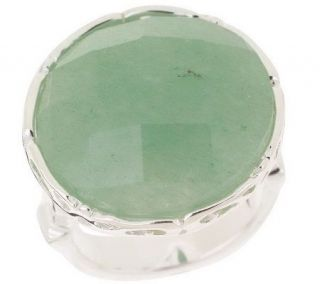 Arte DArgento Choice of Sterling Bold Opaque Gemstone Rings