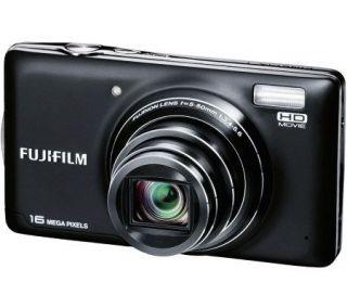 Fuji FinePix T400 16MP, 10X Optical Zoom Digital Camera —