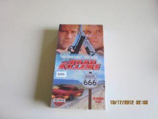 Killers/VHS/Slip/Dimension Films/Christopher Lambert/Craig Sheffer