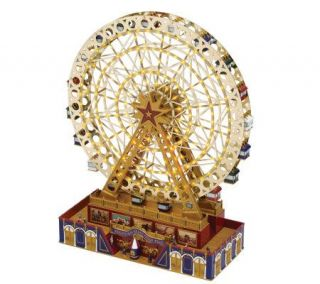 Mr. Christmas Worlds Fair Grand Ferris Wheel   H184165