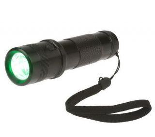 First Alert 10 Color LED Flashlight w/ Batteries —