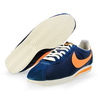 Nike Running Shoes Classic Cortez Nylon Mens Sz 10 Sneakers 488291 410