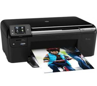 HP Photosmart e AIO Printer D110a —