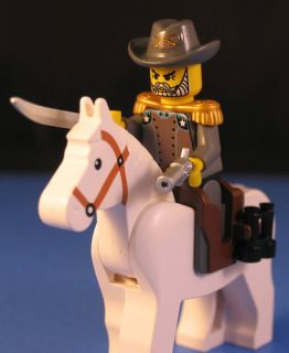 Lego® Brick Cust Civil War Confederate Infantry General