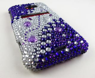 Diamond Hard Case Cover HTC EVO 4G LTE Sprint Phone Accessory