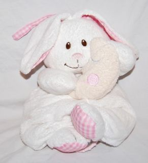 Kids II Musical Bunny Rabbit Plush Crib Toy Twinkle Twinkle Little