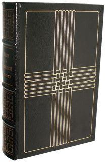 Easton Press Crime and Punishment Dostoevsky Full Leather Fine Binding