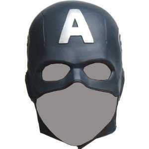 AMERICA Rubber Full Face Mask Halloween Party Costume The Avengers