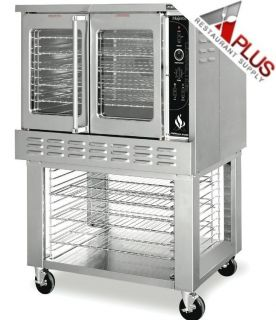 Range Single Deck Electric Convection Oven Bakery Depth Me 1g