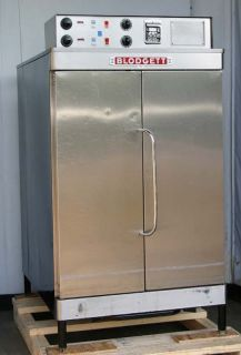 Blodgett Roll in Electric Convection Oven w Cart Rack