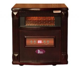 American Comfort 1500W 5200 BTU Infrared Portable Heater —