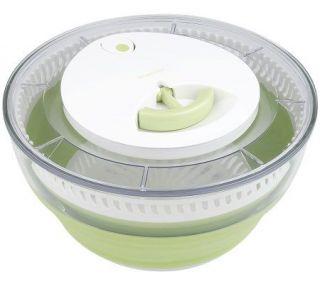 Progressive 4 Quart Collapsible Salad Spinner —