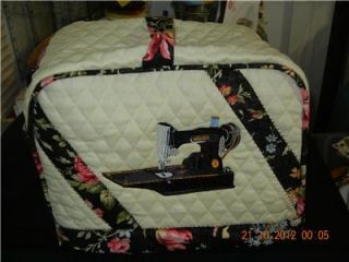 Featherweight Sewing Machine Cover Table Sleeve Cover