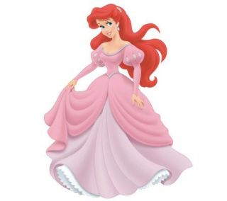 RoomMates Ariel Giant Peel & Stick Wall Decal —
