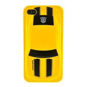 Great Gift iPhone 4 4S Cool Transformer Autobot Bumblebee Camaro