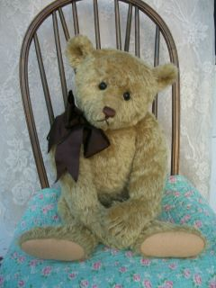 Antique Steiff Style Artist Teddy Bear by Craig Bottiger