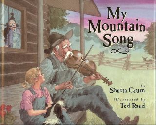 Story Set in Kentucky Mountains Shutta Crum HB 0618159703
