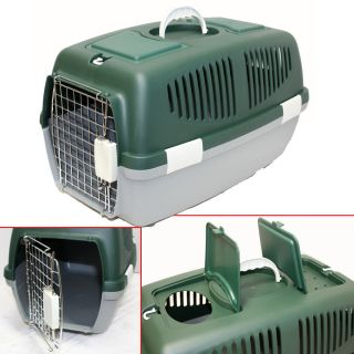 Alone Kennel Cab Fashion Pet Carrier Large Traveling Crates