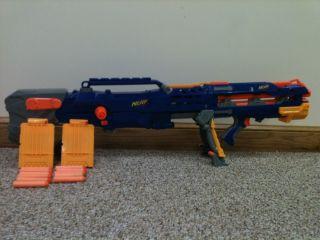 Nerf Longshot CS 6 Sniper w Darts