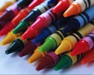 Crayons Mobi Generic Kid Crayon Mobile Web Domain Name URL Perfect for
