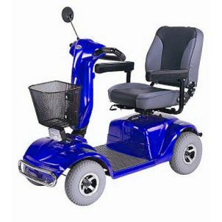 New CTM HS 740 Mobility Power Electric Medical Scooter