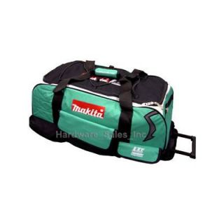 Makita 831269 3 Large LXT Tool Bag With Wheel for Cordless 18V