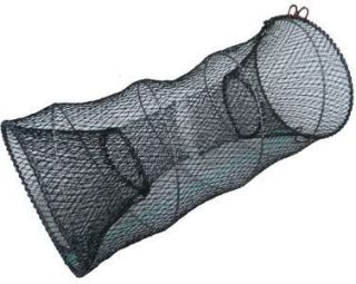 Fish Fishing Trap Lobster Crab Shrimp Bait Cage Fishing Net Pot