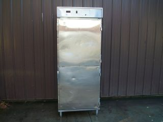 INSULATED HEATED HOLDING CABINET WARMER HOT BOX BELVES TACO BELL