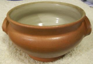 Vintage French Terra Cotta Grespot with Handles