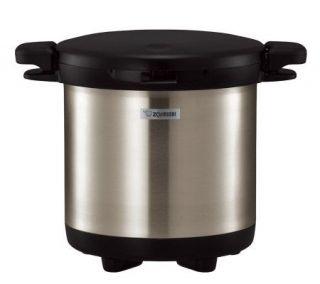 Zojirushi 8.0 Liter Stainless Steel Thermal Vacuum Cooking Pot