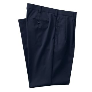 Croft Barrow Easy Care Classic Fit Pleated Pants