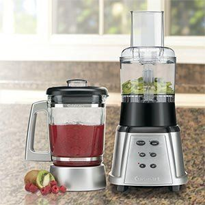 Cuisinart Blender Food Processor Smartpower Premier Duet CB600FPPC4