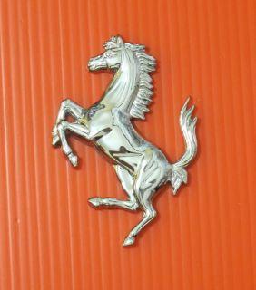 Ferrari Car Horse Logo Grille Trunk Emblem Logo Badge Sticker 1pc