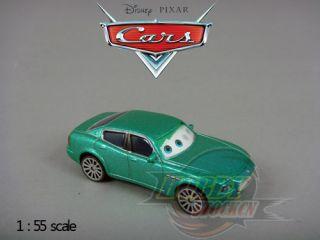 Disney Pixar Cars Diecast Toy Costanzo Della Corsa With Lenticular