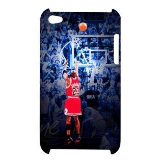 New Michael Jordan Custom Apple iPod Touch 4G Hardshell Case Basket
