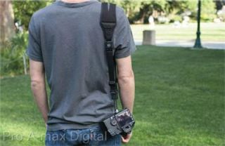 Custom SLR Split Strap Camera Strap for Canon 1dx 7D 5D Mark II III