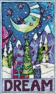 Mill Hill Sticks Cross Stitch Chart Pattern Dream