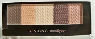 New , Sealed, Revlon Custom Eyes Shadow / Liner Set in Sweet