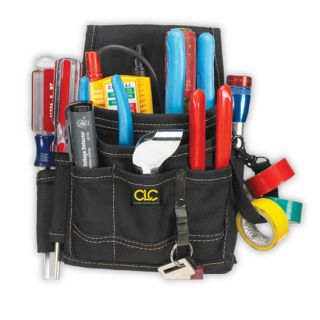 CLC Custom Leathercraft 1503 9 Pocket Professional Electrician Tool