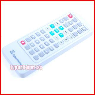 CyberHome CH DVR 1600 DVD Recorder Remote Control