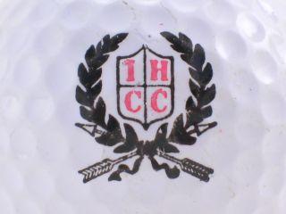 Indian Hills Country Club Logo Golf Ball 3432
