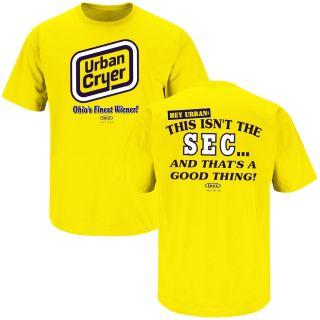 Michigan Wolverines Urban Cryer Anti Ohio State T Shirt Size s 3XL