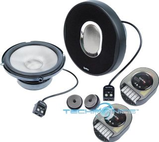 60 9CS 6 5 540W Max 2 Way Component Car Stereo Speakers System