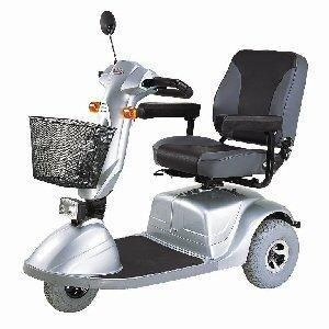 CTM Road Class 3 Wheel Electric Mobility Scooter HS 730