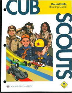 Cub Scouts Roundtable Planning Guide Boy Scouts of America 2010