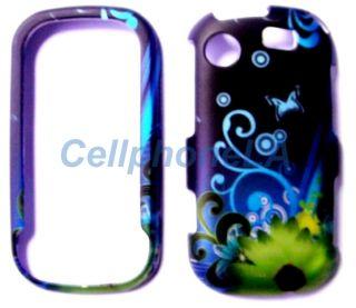 Samsung Messenger Touch R630 Sunflower Hard Case Cover