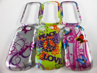 SET OF 3 PHONE COVER CASE 4 SAMSUNG MESSAGER TOUCH CRICKET ALLTEL