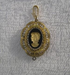 Vintage D Orsay 17 Jewel Watch Pendent