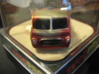 VINTAGE TYCOPRO 2 TRICK TRUCK NEW IN ORIGINAL CUBE HO SCALE SLOT CAR
